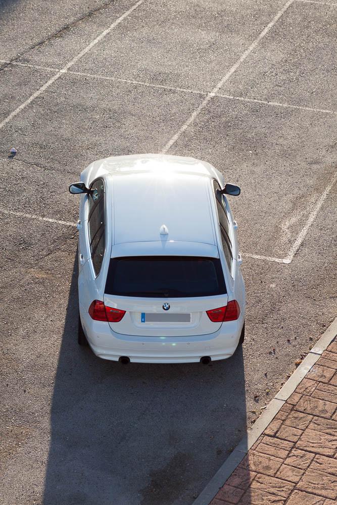 BMW E91 335xi