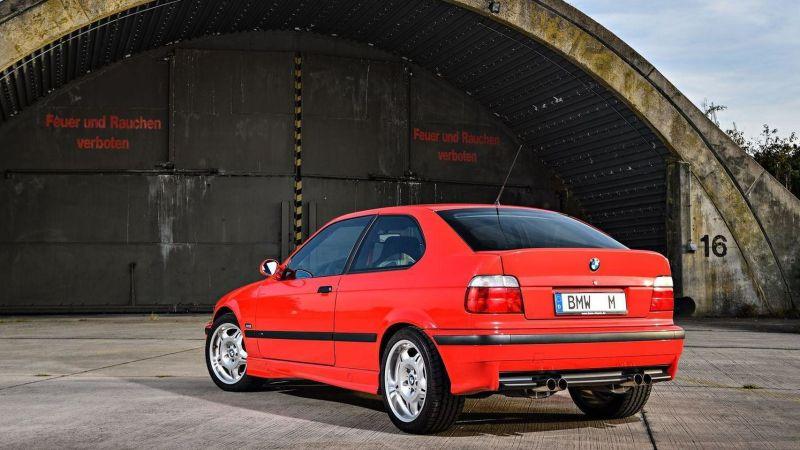 E36 Compact M3